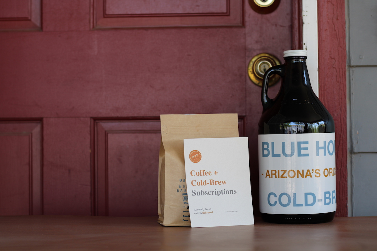 cold brew delivery
