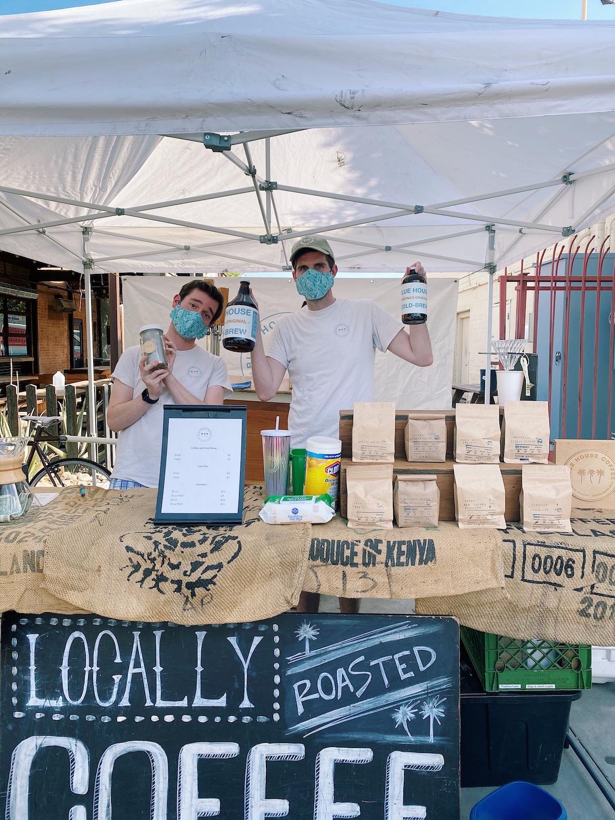 coffee farmers market