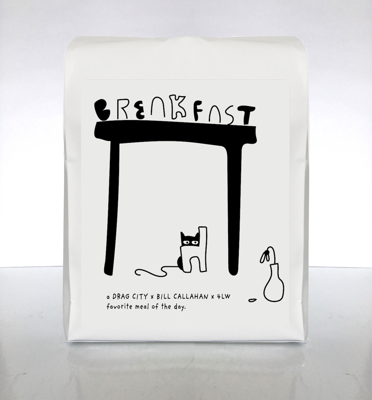 Chicago Roaster Four Letter Word Joins Songwriter Bill Callahan for  'Breakfast'Daily Coffee News by Roast Magazine