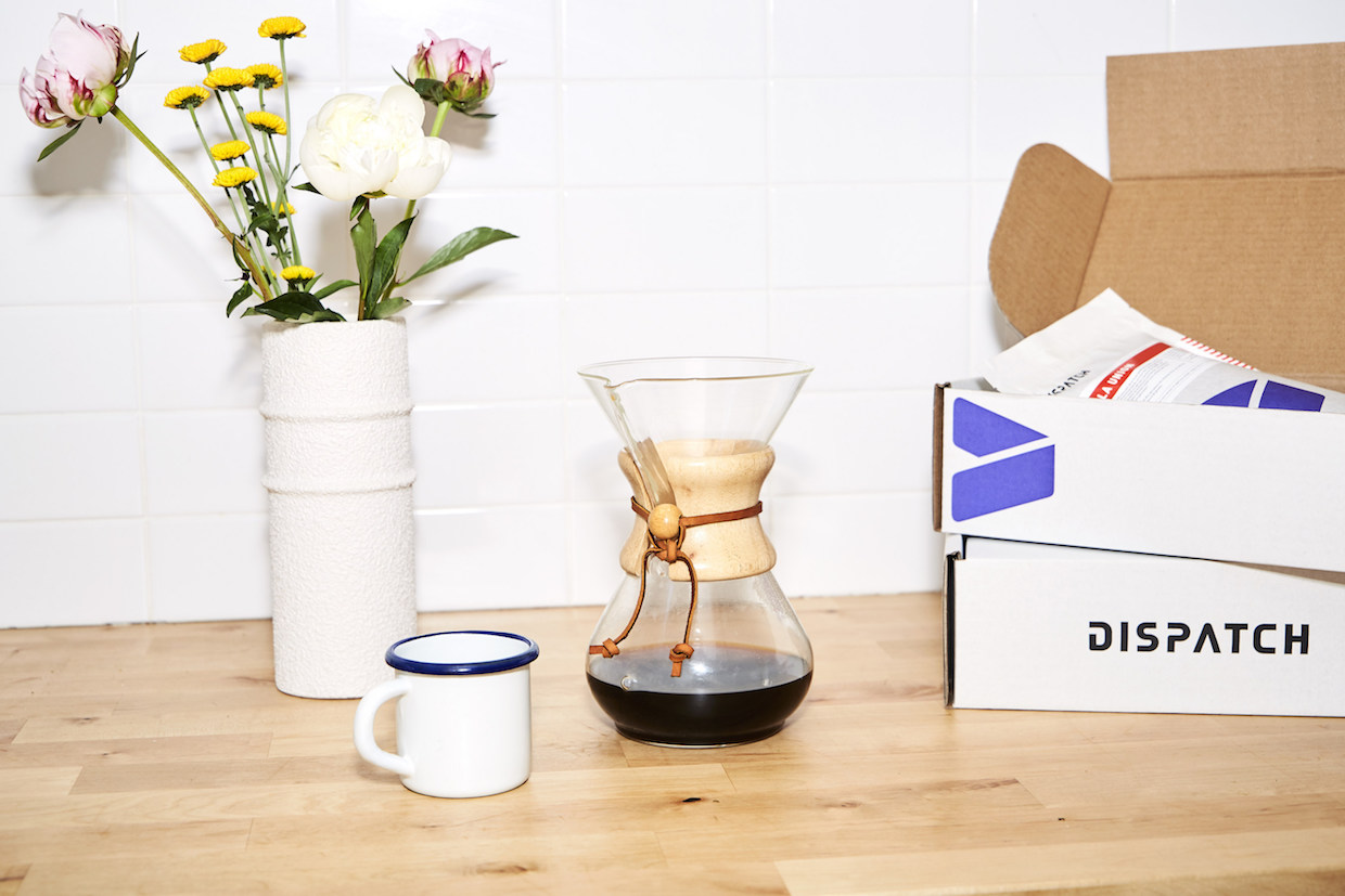 Dispatch Coffee-Dispatch Coffee Raises -1-26M Seed Round to Fuel