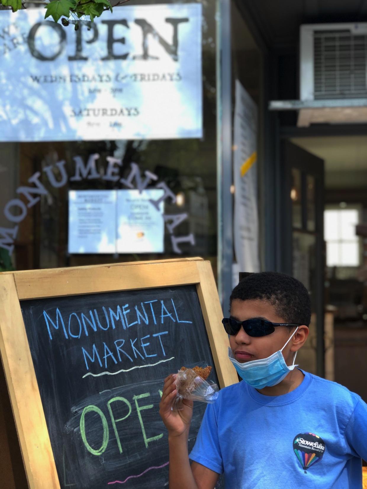 Monumental Market Boston