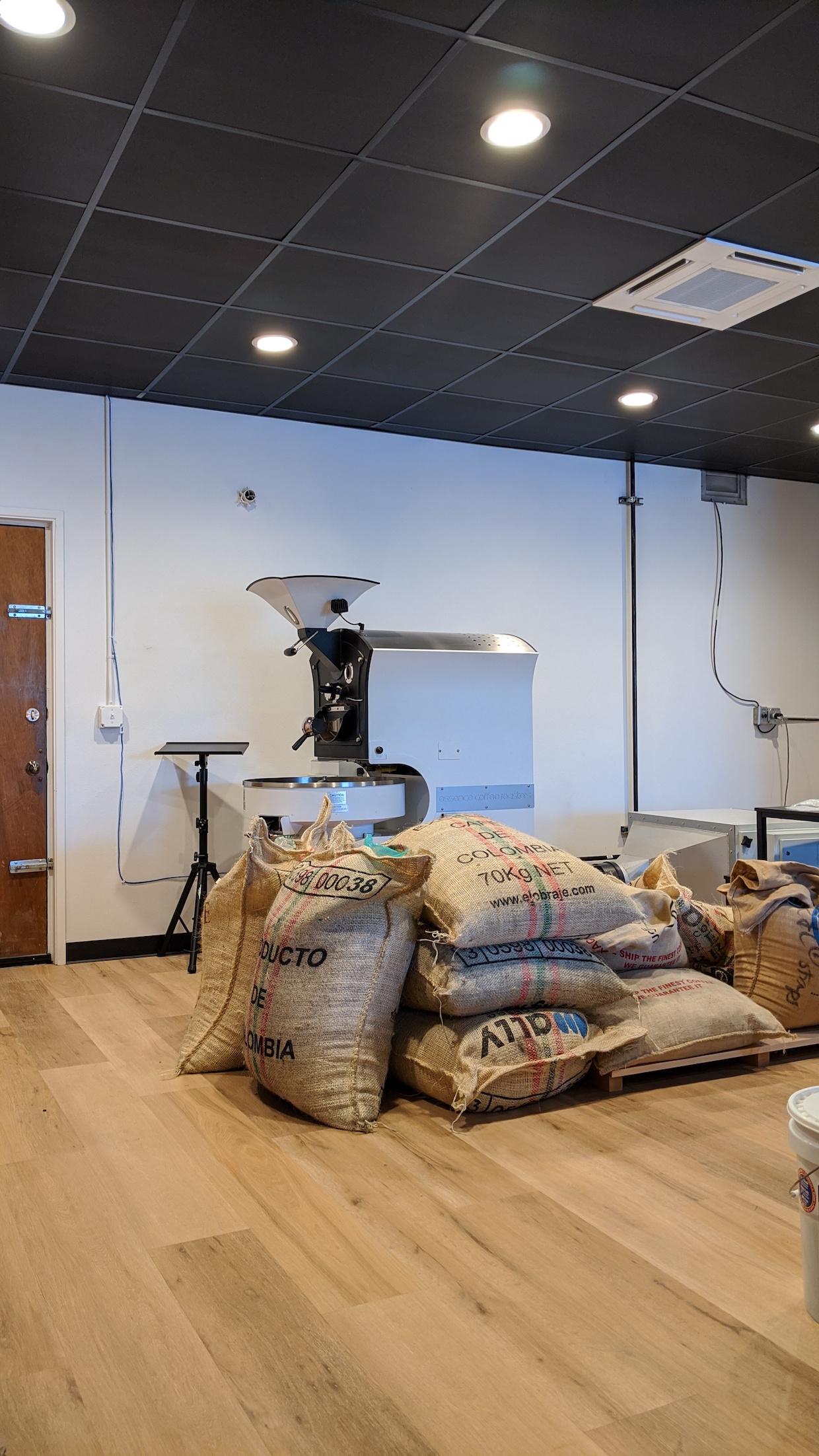 Essence Coffee Roasters 4