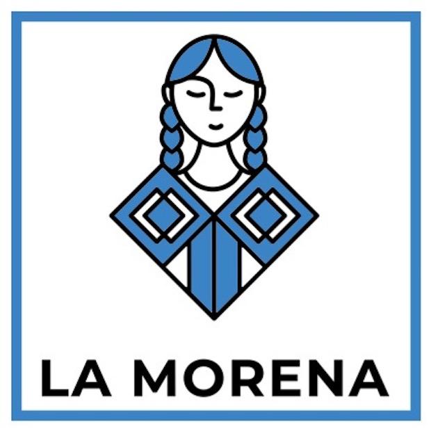 Logotipo da La Morena