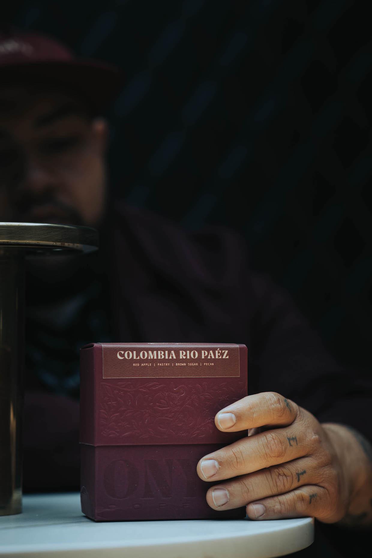 Onyx Coffee box 1