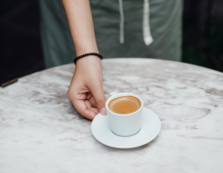 espresso service