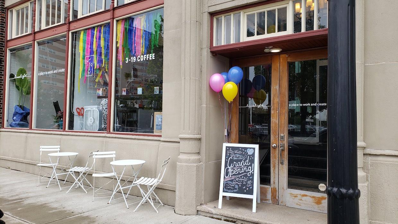 coffee shop Cleveland