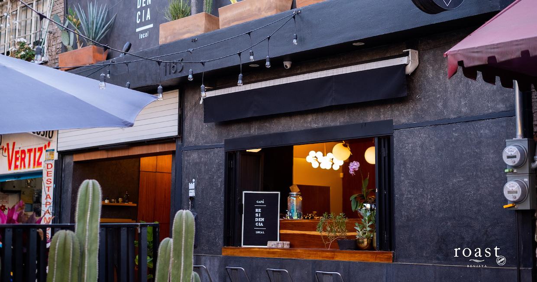 Ciudad de México Residencia cafe