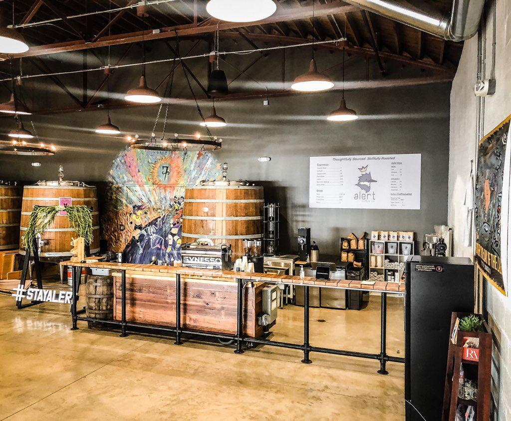 Alert Coffee Tampa 1