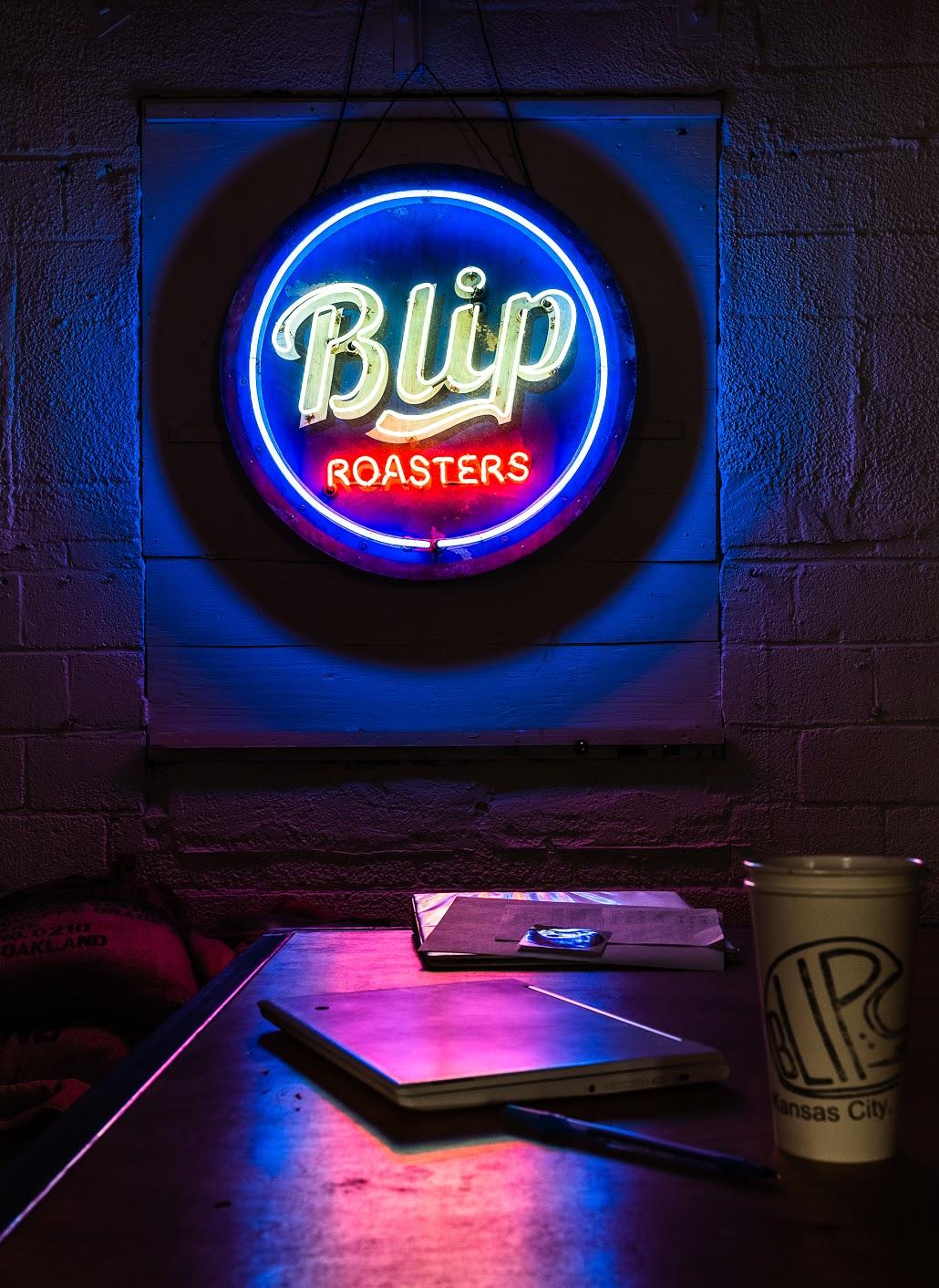 Blip Roasters 5