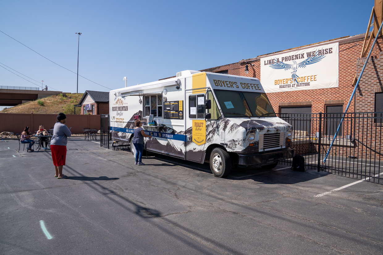 Boyers truck