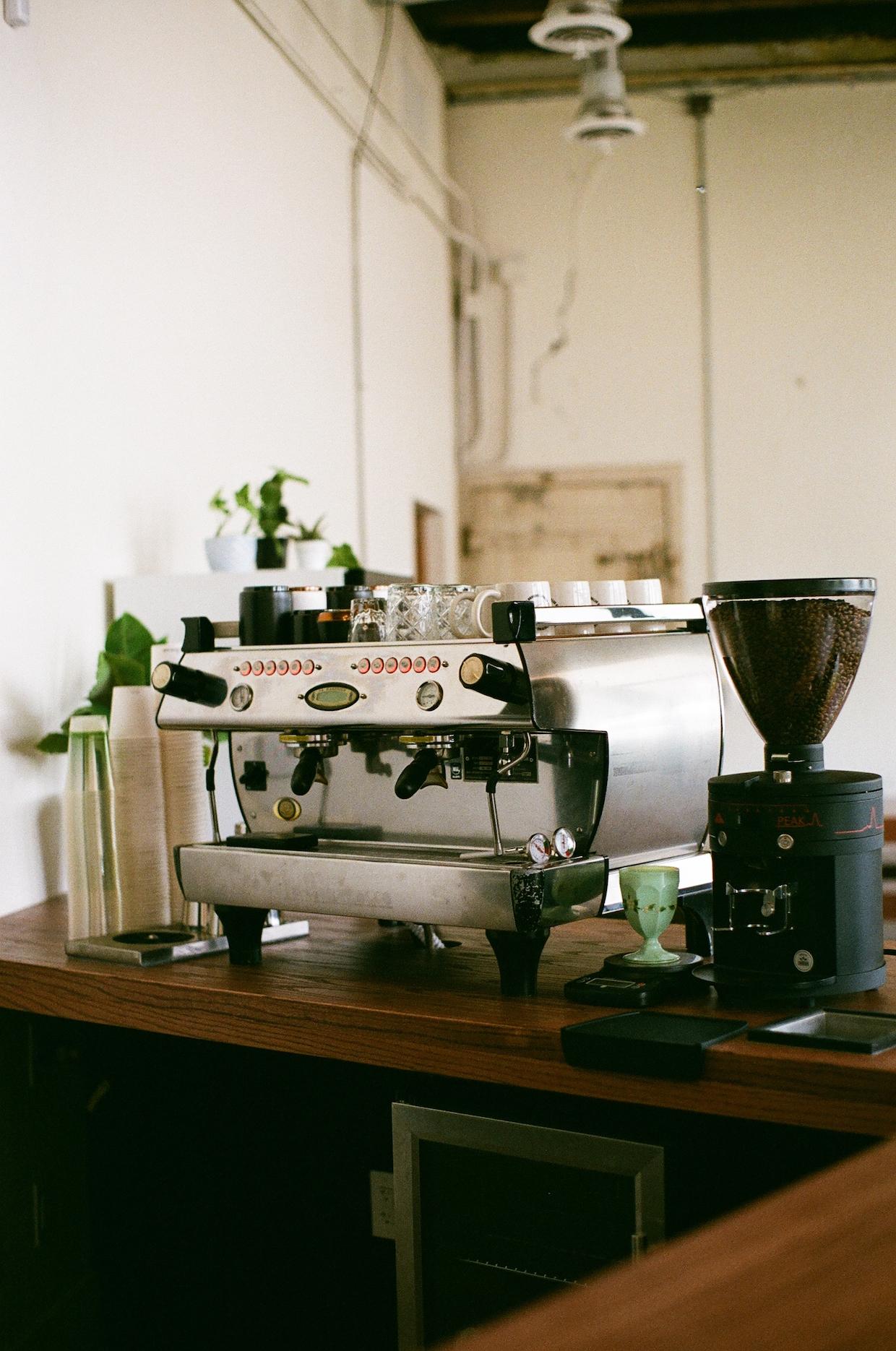 Gathering Coffee Co 1