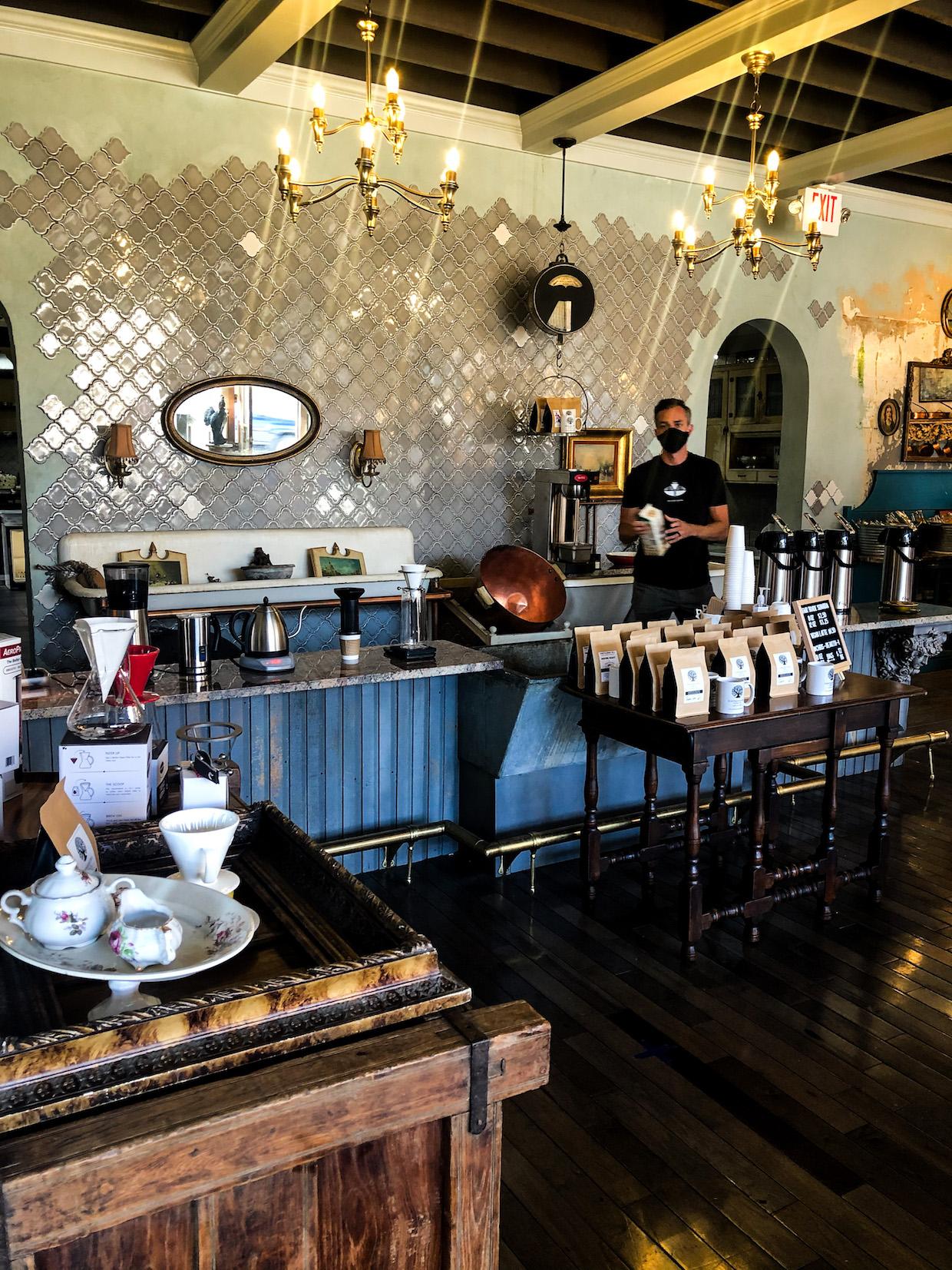 Hawthorne Hill Coffee 1