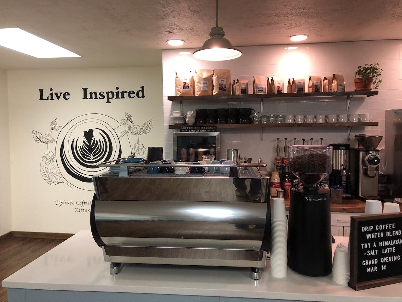 Ispirare coffee kittanning