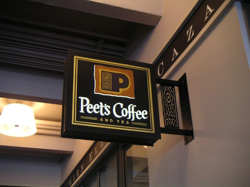 Peet's coffee CEO
