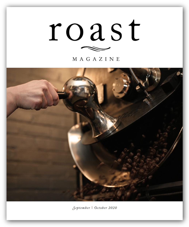 Edição de setembro / outubro de 2020 da revista Inside Roast (envio agora) 2