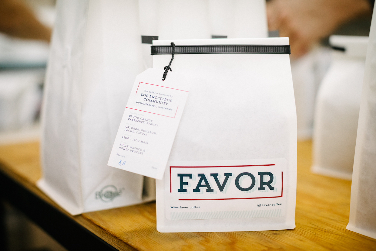 Favor Coffee 3
