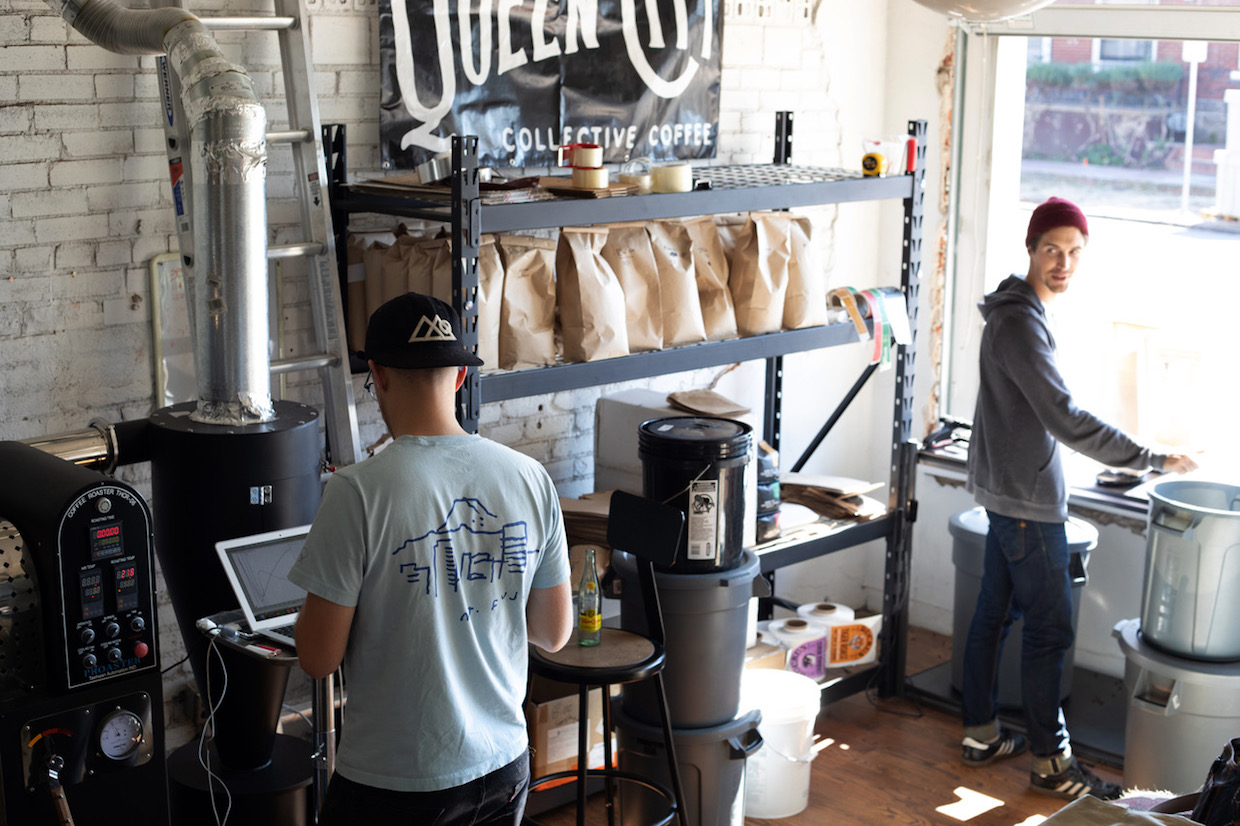 Queen City Colletive Coffee