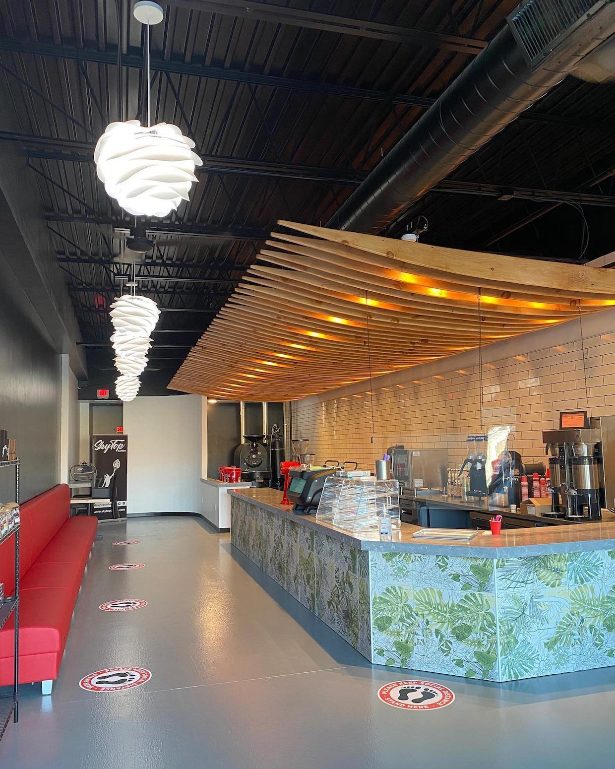 Skytop Coffee bar
