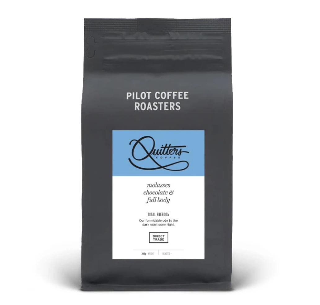 desiste do café