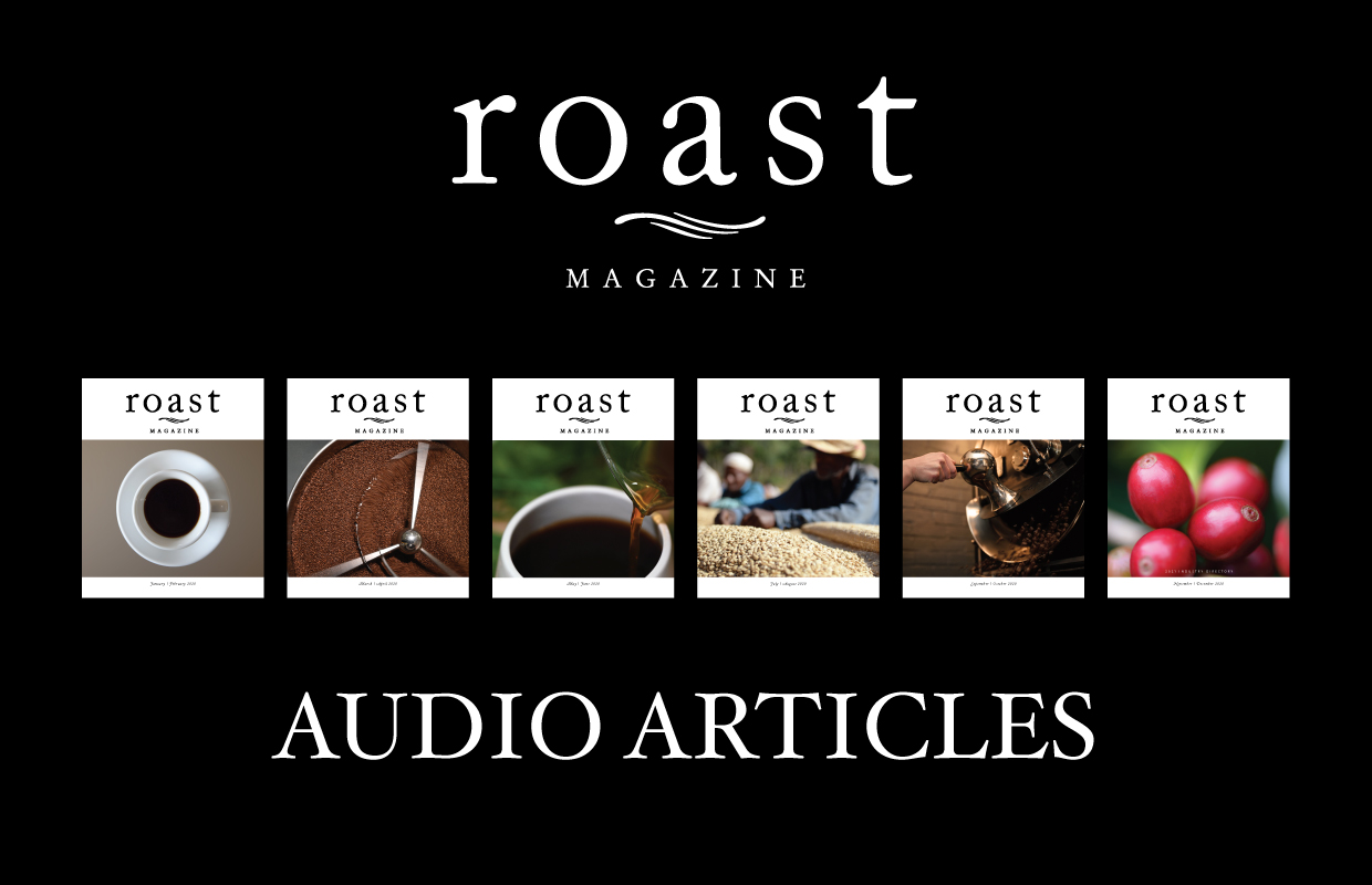 Roast Audio articles
