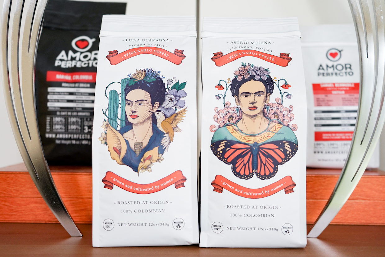 Frida Kahlo Coffee 1