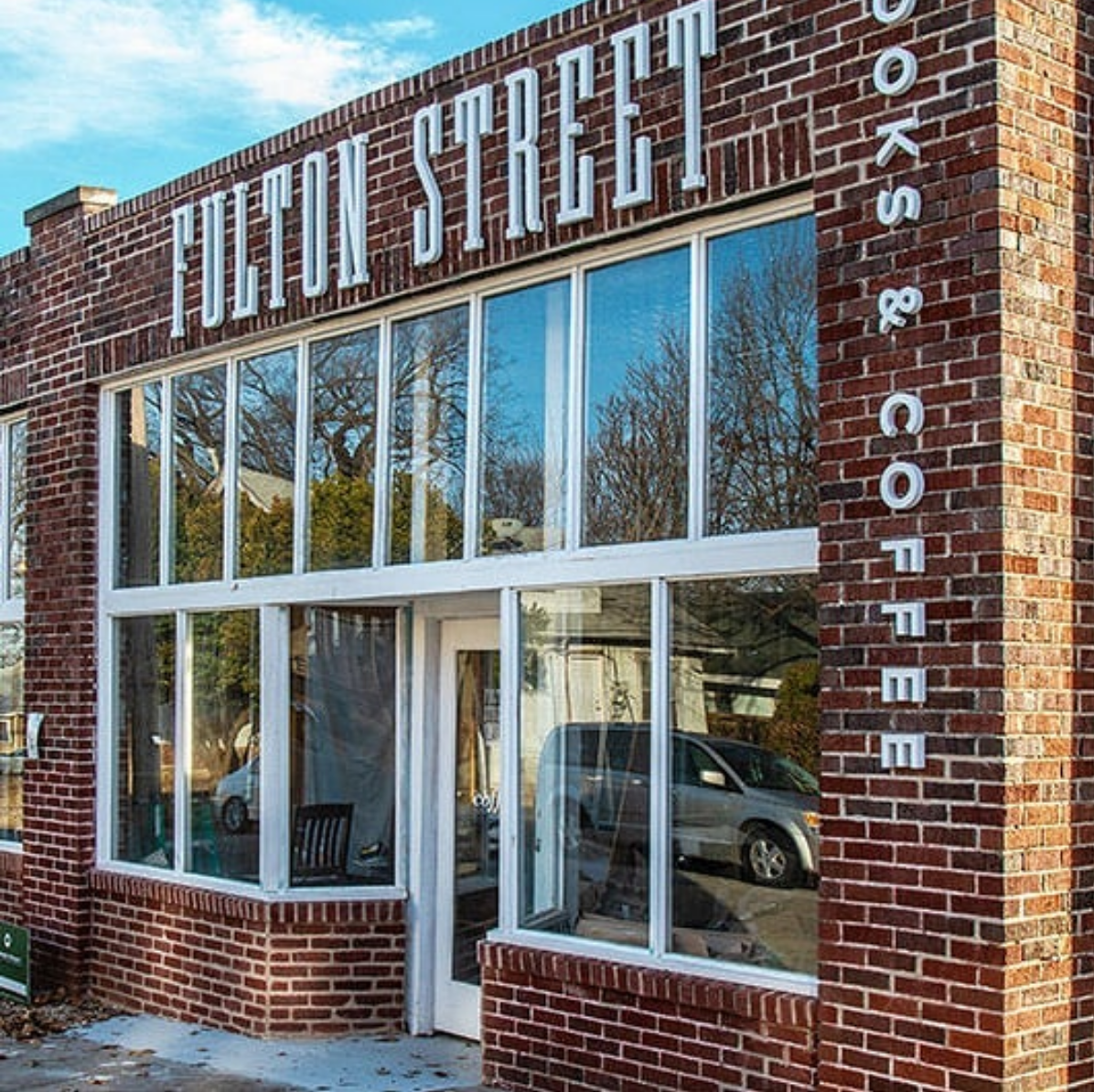 Fulton Street Books Tulsa