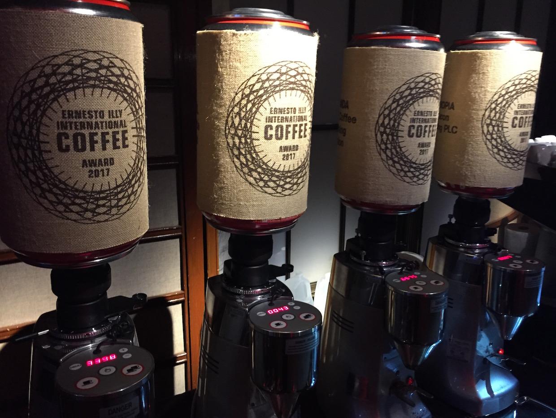 Illy Coffee Awards