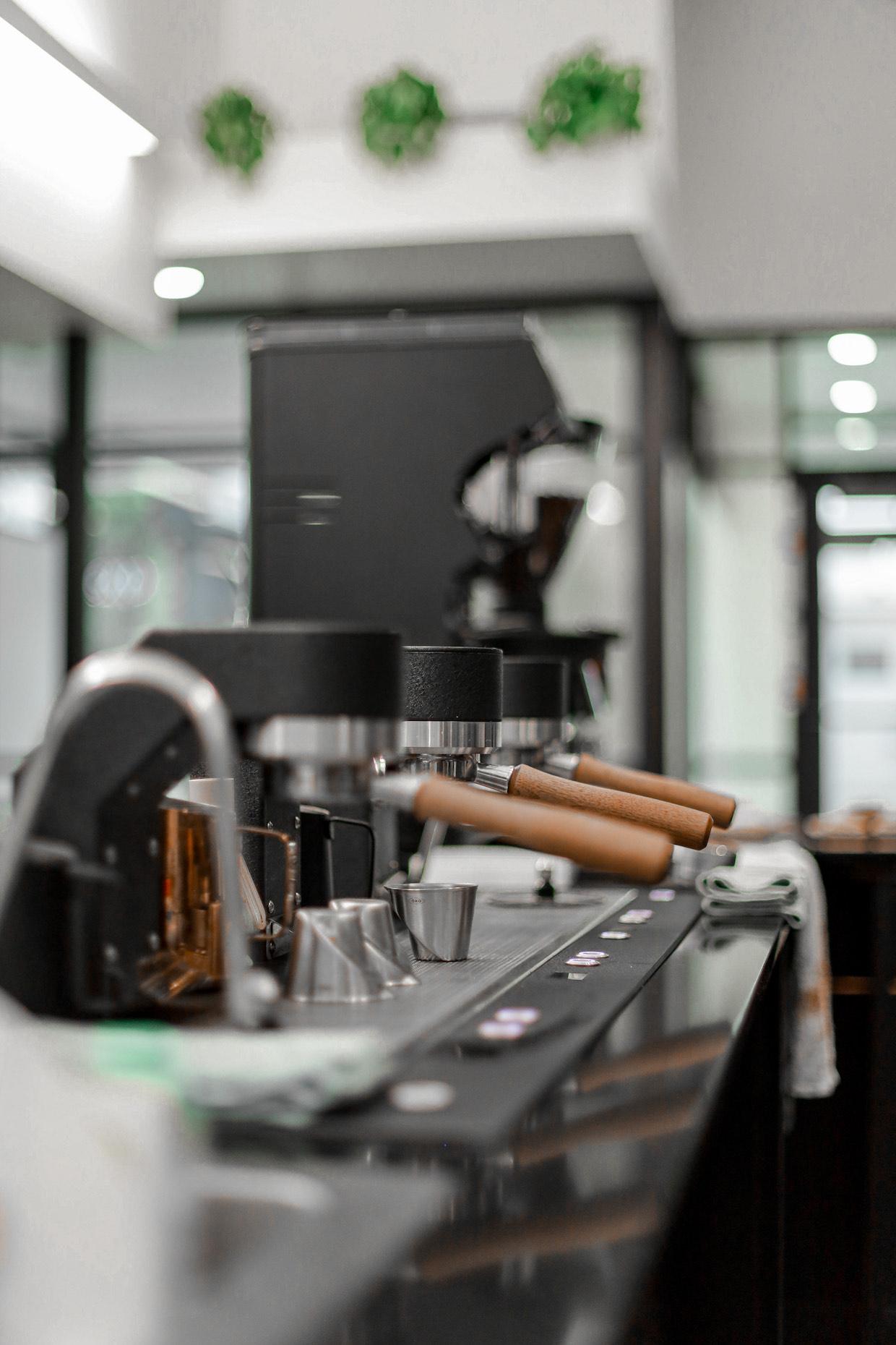Ladder espresso