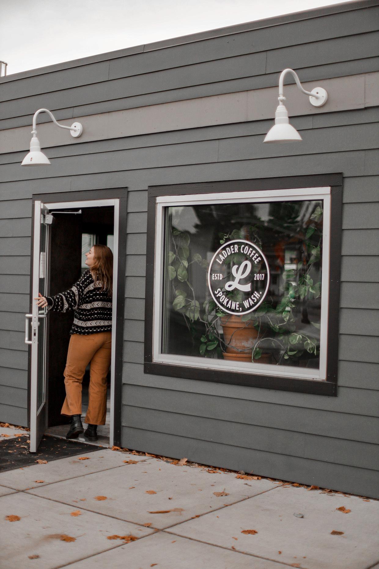 Ladder Coffee Spokane
