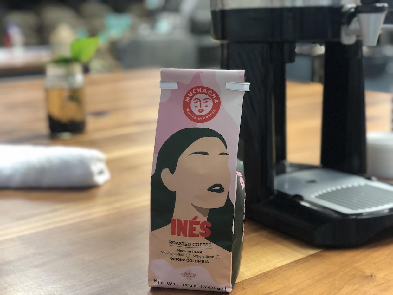 Muchacha Women in Coffee