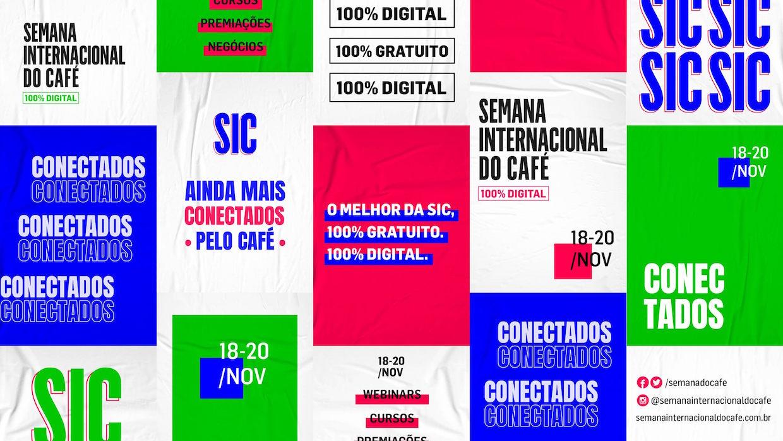 2020 Brazil International Coffee Week