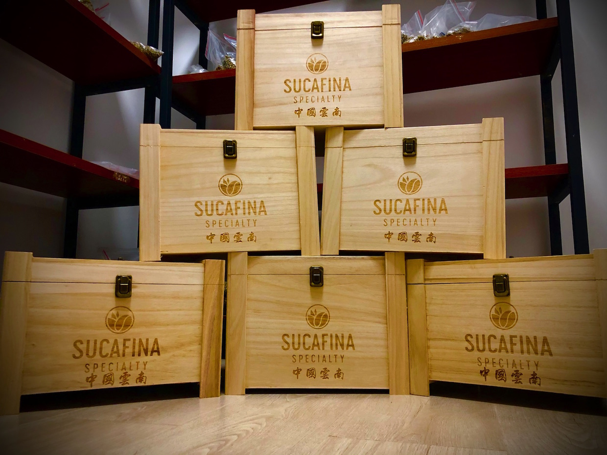 Sucafina Coffee China 1