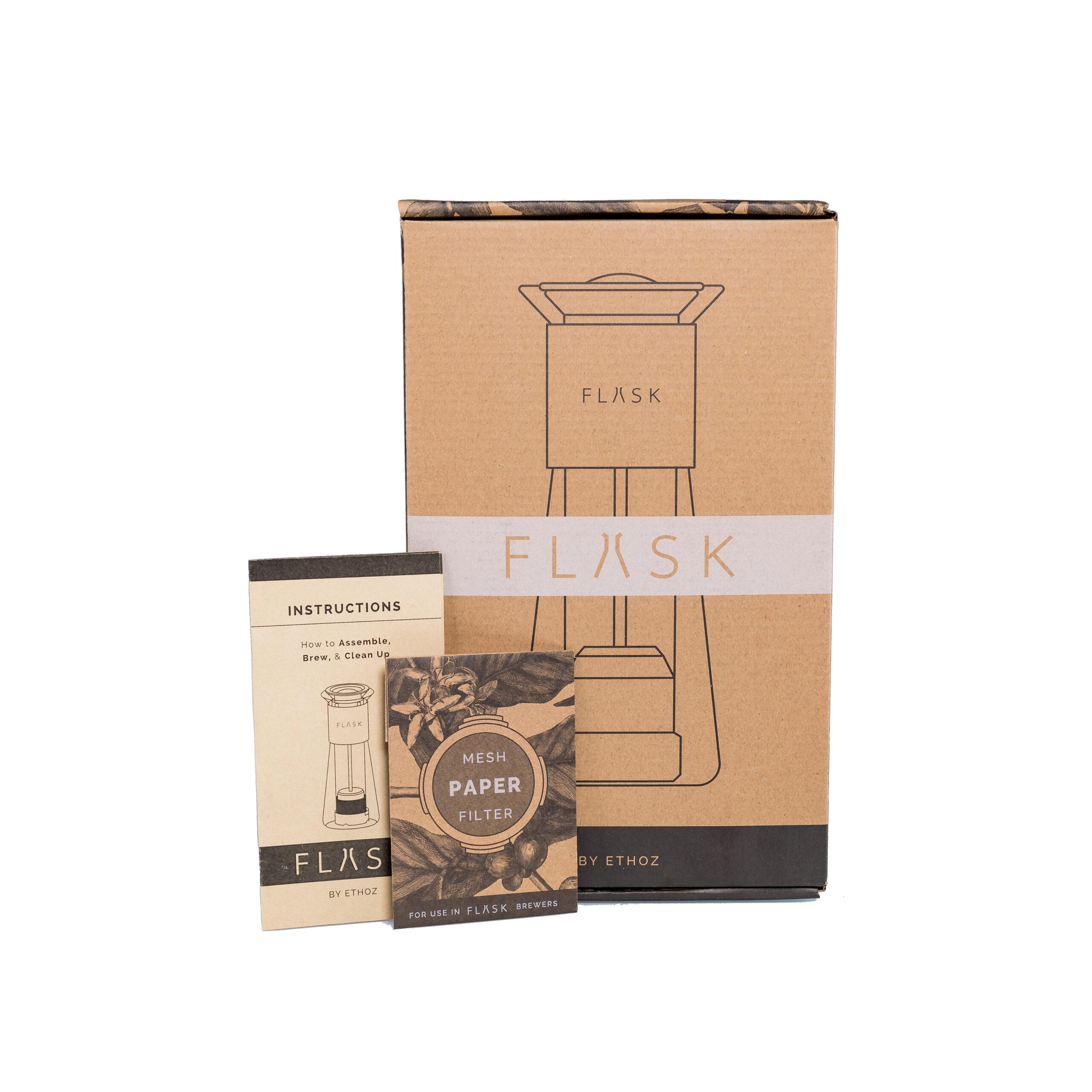 ethoz FLASK box – Courtesy of Planetary Design