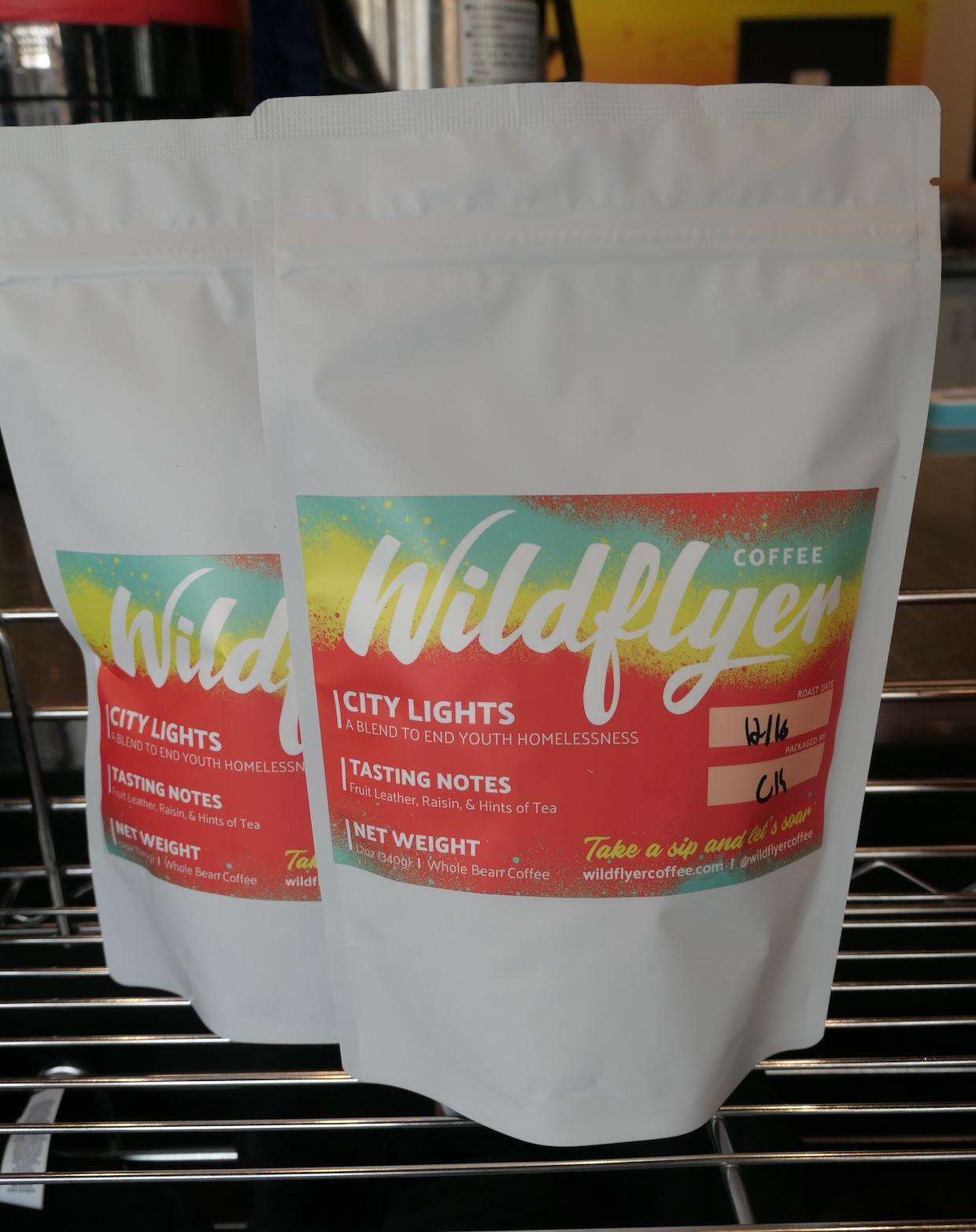 Sacos de café Wildflyer
