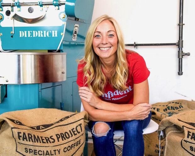 Amber Dietrich Confident Coffee