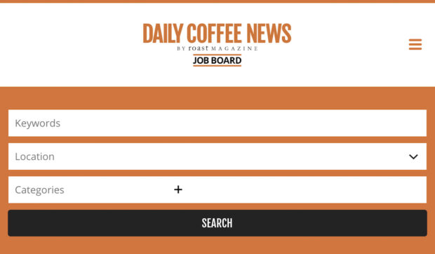 Coffee Industry Job Board
