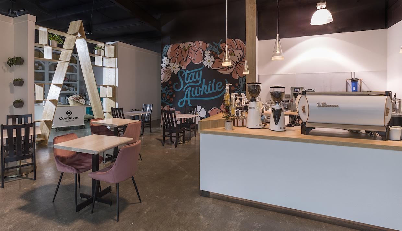 Confident Coffee cafe