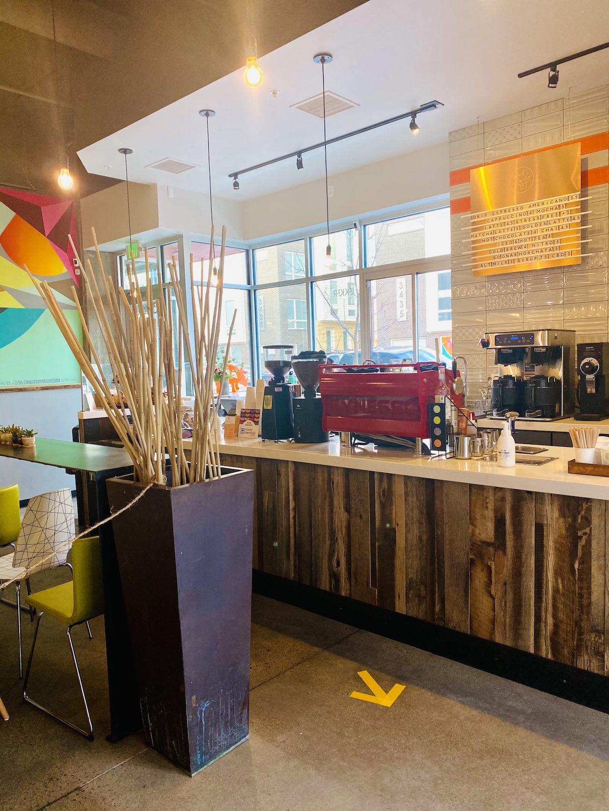 coffee bar espresso