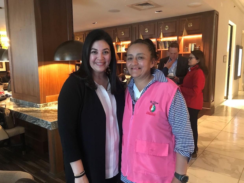 Nathalie and Marisol Medina