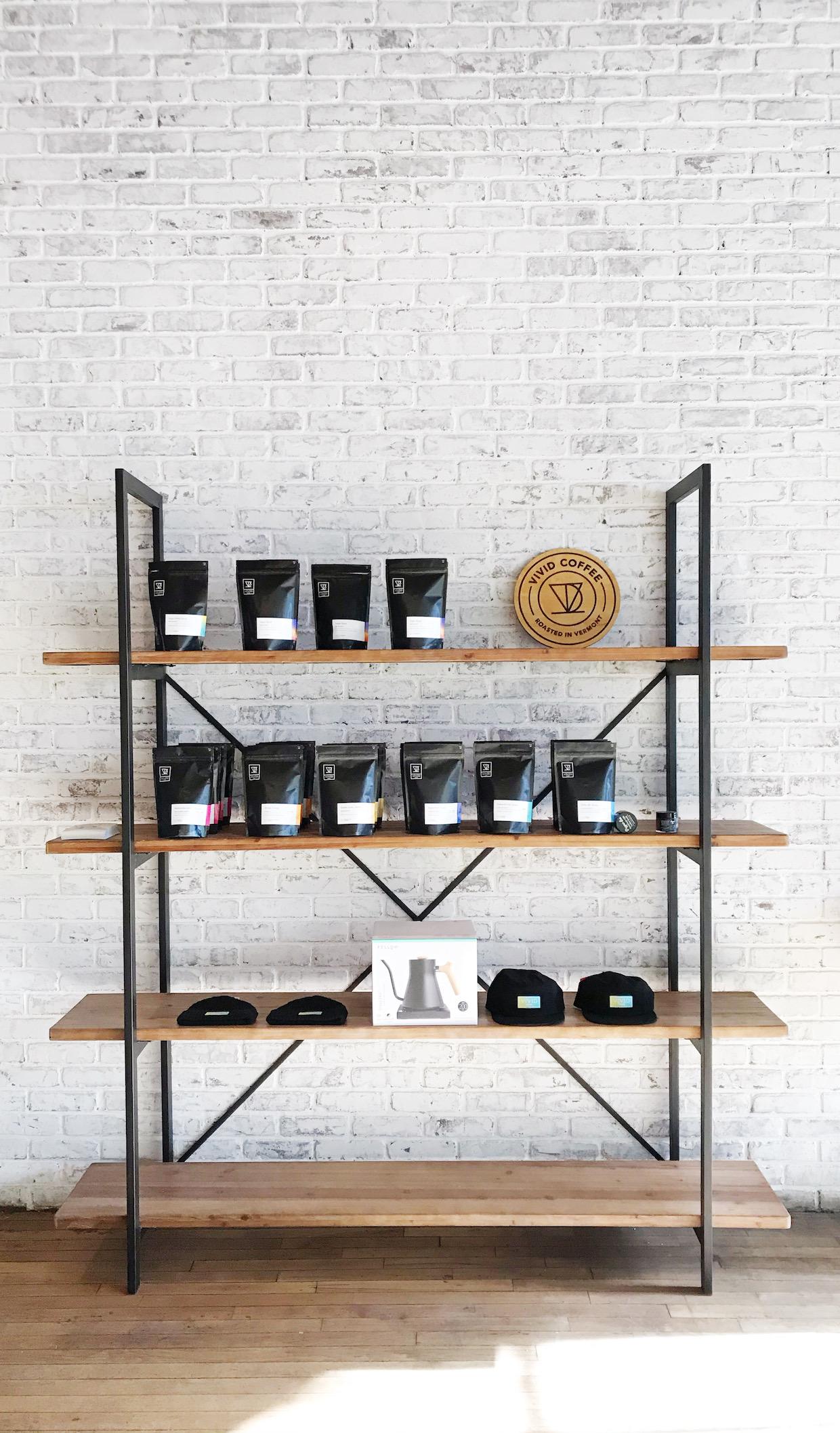 Vivid Coffee Roasters Burlington 2