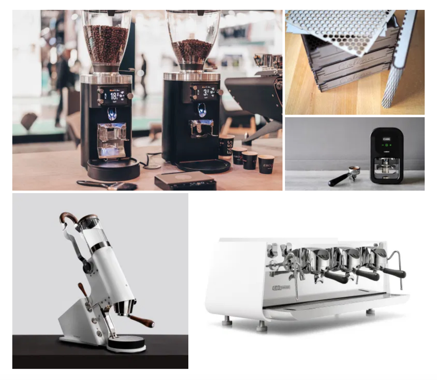 commercial coffee equipment 2020