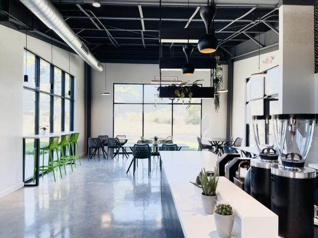 inside Cafe ZunZun