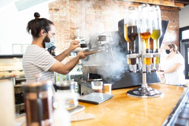 Coffeestamp coffee bar