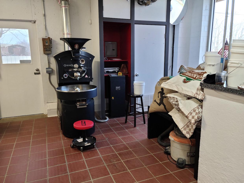 Combs coffee roasters