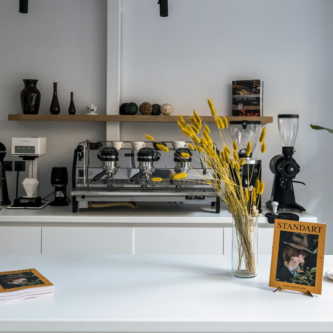 Create Coffee Center Athens Greece 1