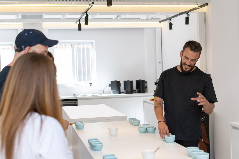 Create Coffee Center Athens Greece 11