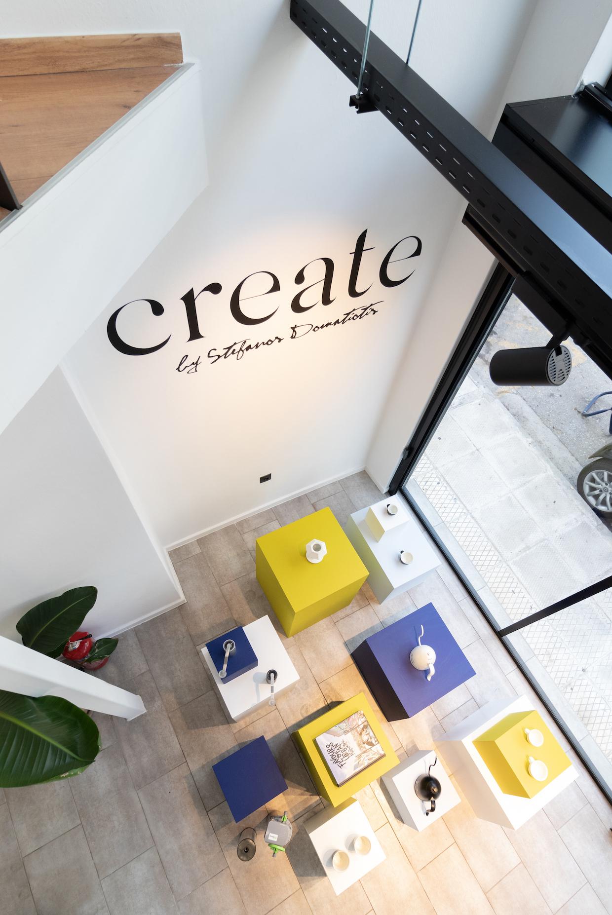 Create Coffee Center Athens Greece 9
