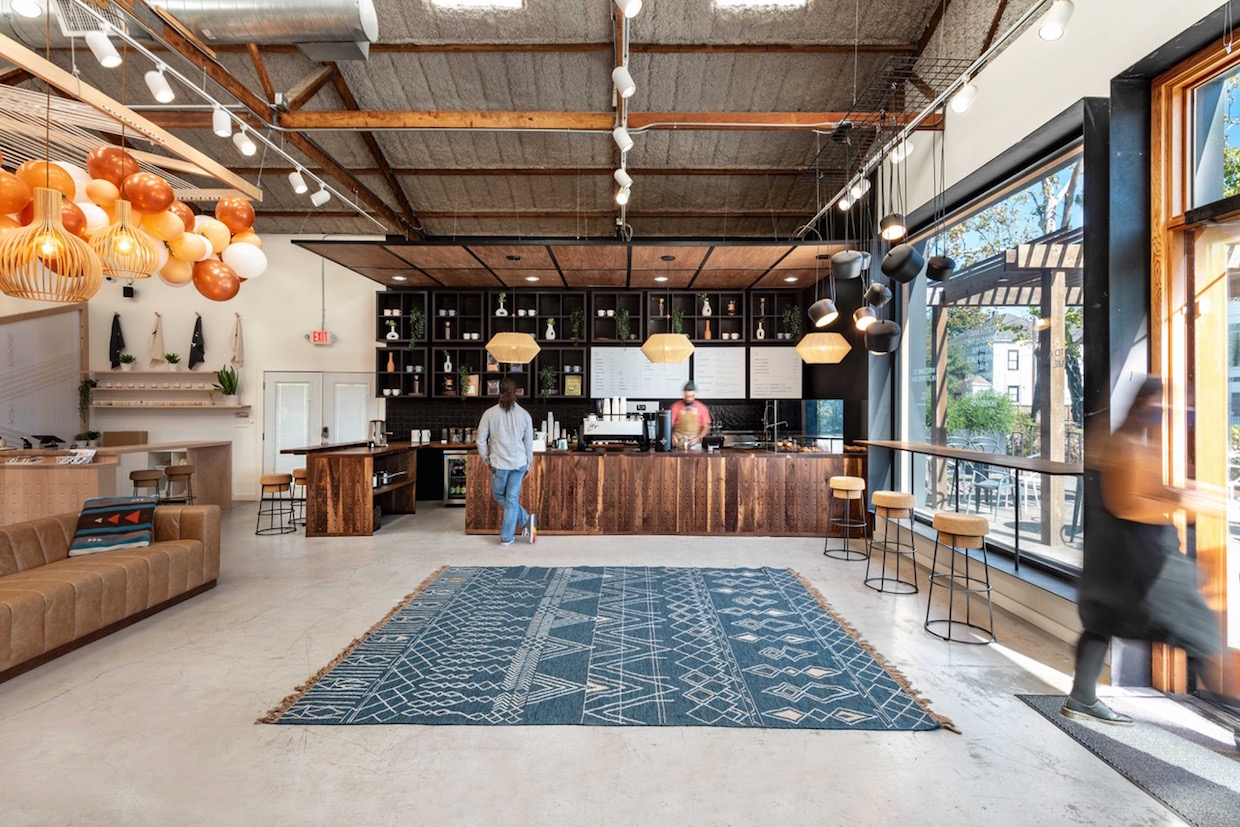 Fourth and Nomad Coffee Houston 4