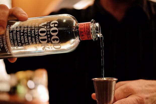 Good Vodka Cascara 5