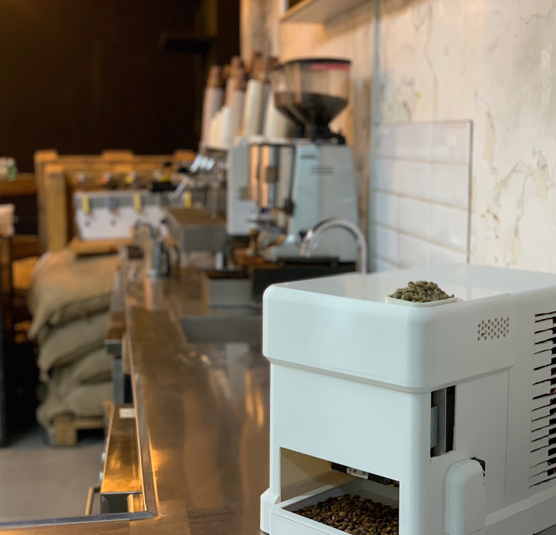 Griin Coffee roaster